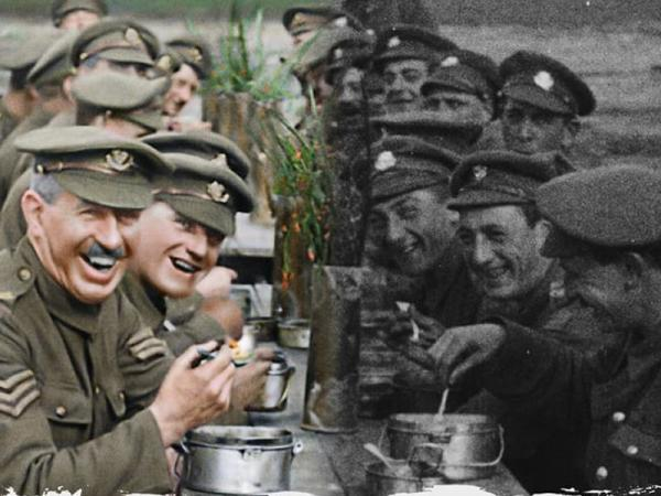 "Film Review:  Peter Jackson's ""They Shall Not Grow Old"" (2018)"