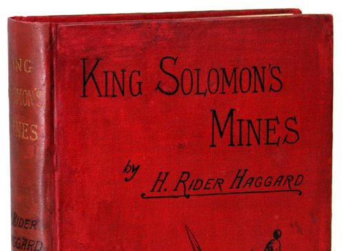 Book Review: King Solomon's Mines by H. Rider Haggard